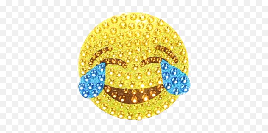 Joy Emoji Sticker Will Fill Your Heart - Tears Of Joy Emoji Gif,Tears Of Laughter Emoji