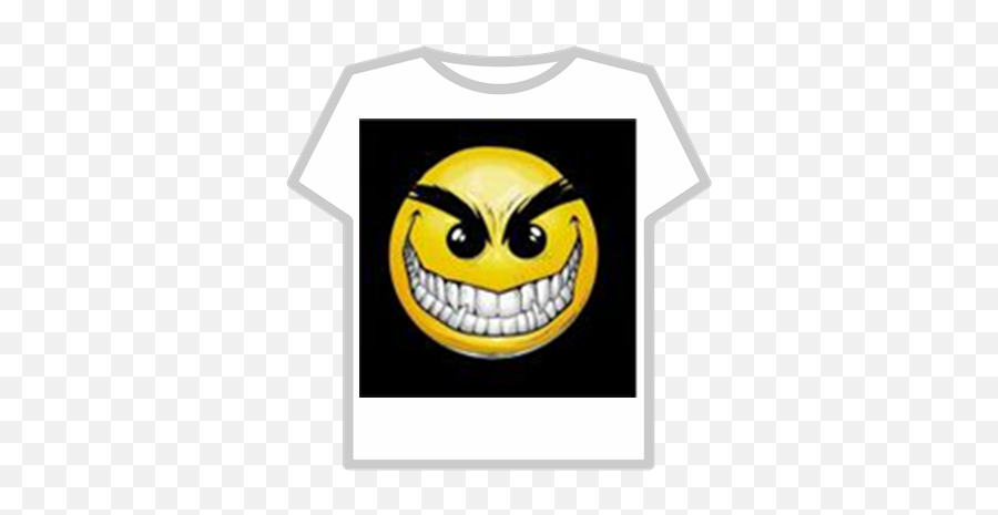 The Grinch But Worse - Evil Smiley Face Emoji