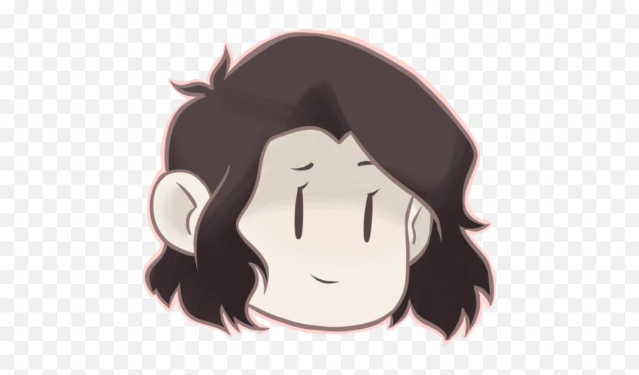 I Am A Server - Cartoon Emoji