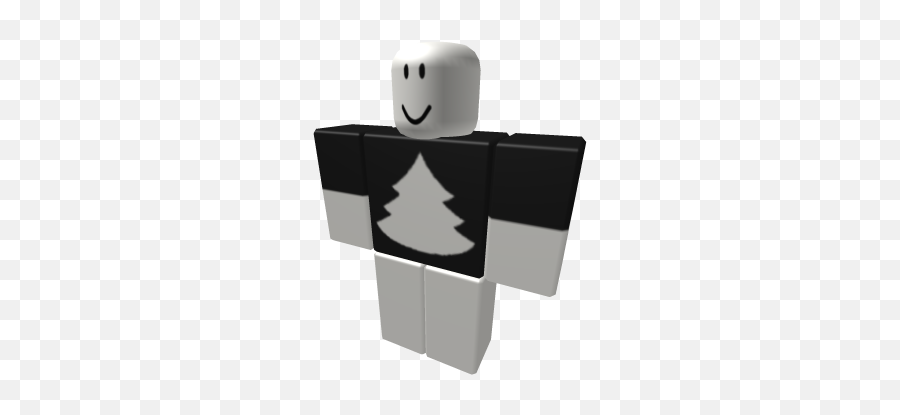 Color Changeable Christmas Tree Shirt - Roblox Pizza Delivery Guy Emoji,Christmas Tree Emoticon
