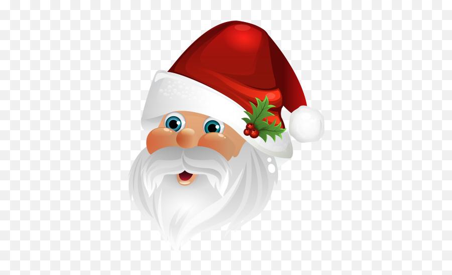 Santa Png And Vectors For Free Download - Santa Claus Face Png Emoji,Santa Emoticons