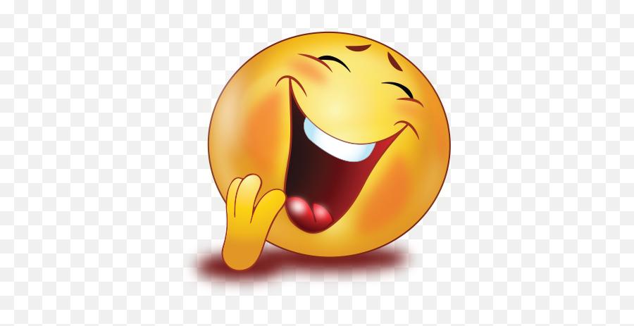 Big Laugh Closed Eye Emoji - Big Laugh Emoji,Laughing Emoji Facebook