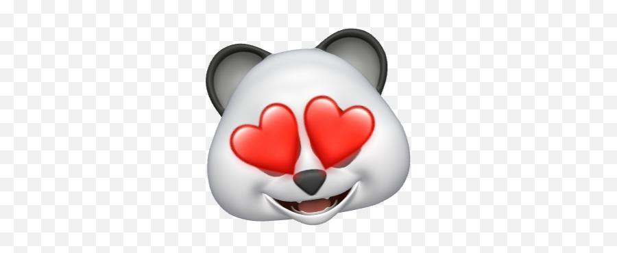 U - Panda Memoji Emoji,Groot Emoji