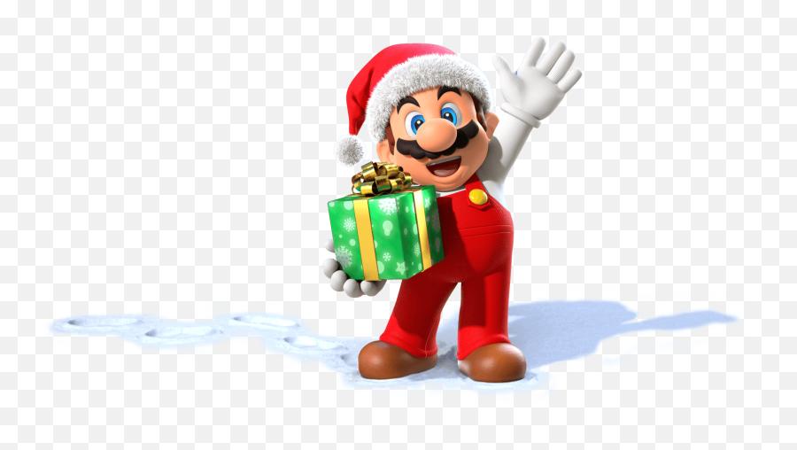 The Santa Claus 8 - Super Mario Christmas Emoji,Santa Clause Emoticon