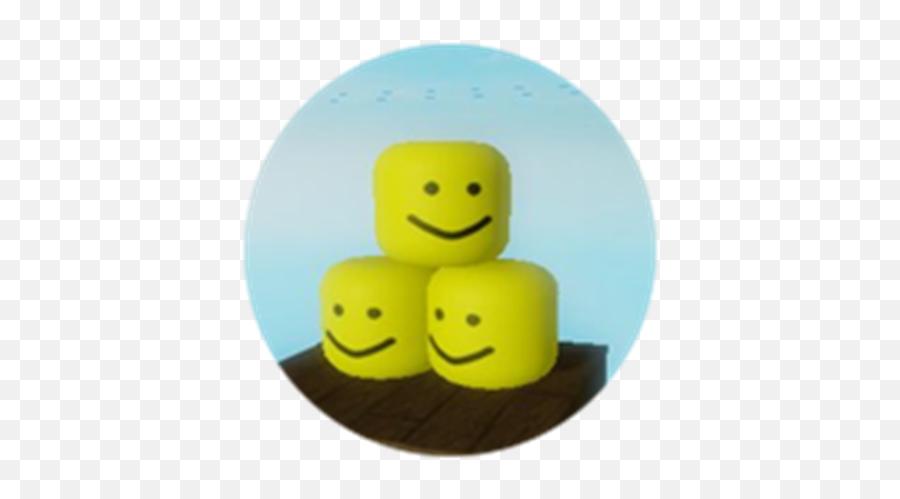Teamwork Bigheads - Smiley Emoji