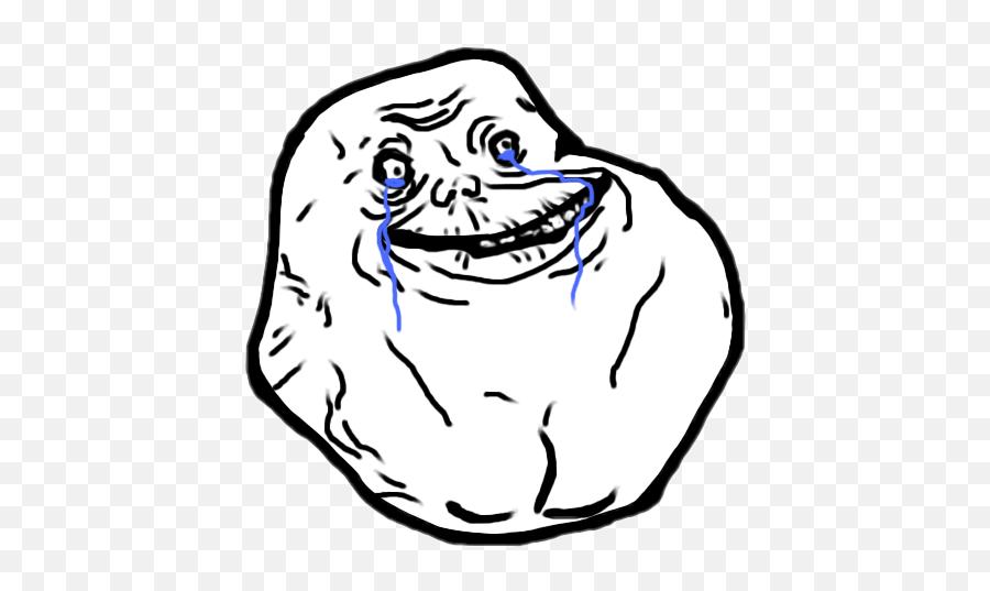 Forever Alone Emoji