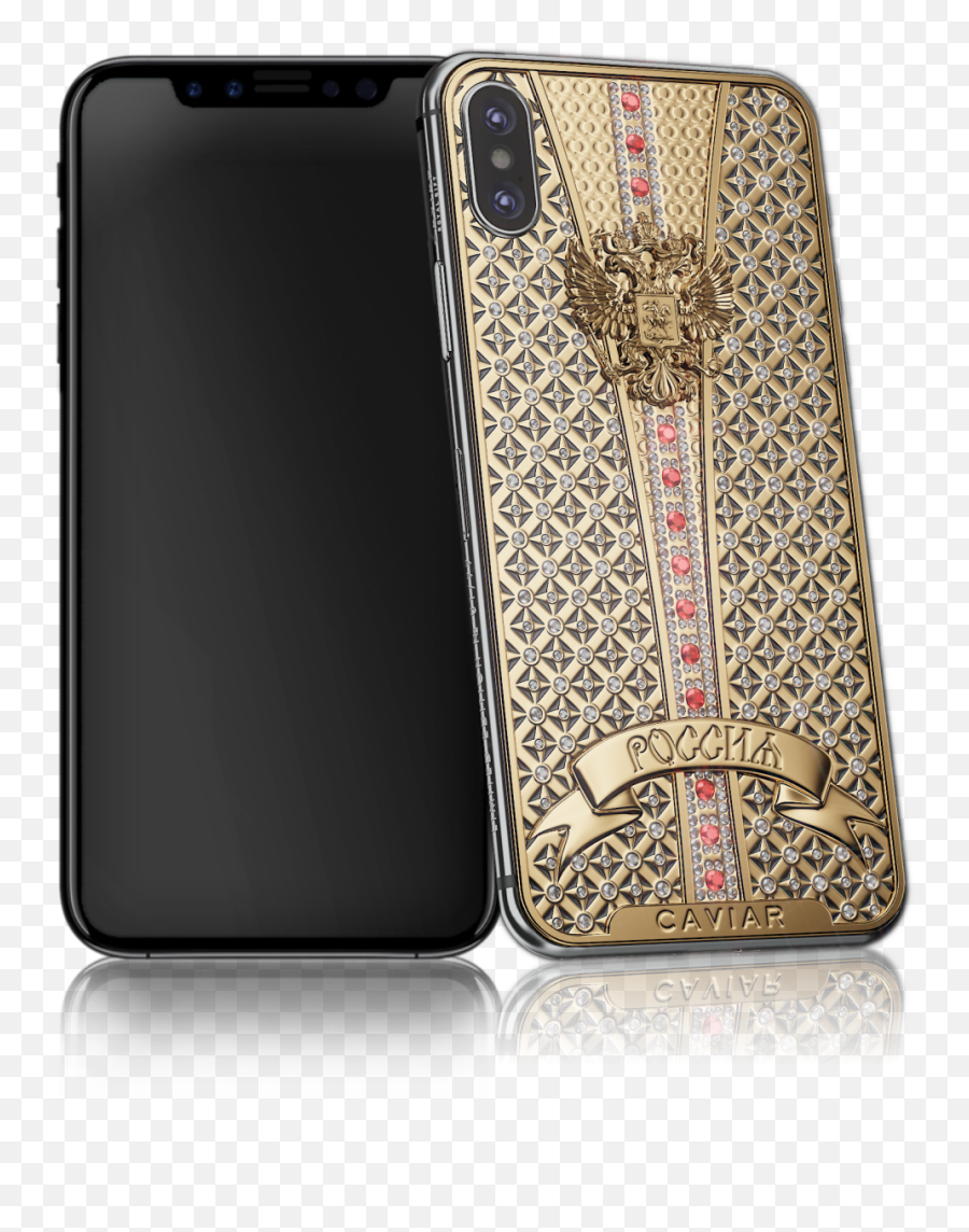 Caviar Royal Gift Iphone X - Iphone Meteor Emoji,Iphone X Emoji
