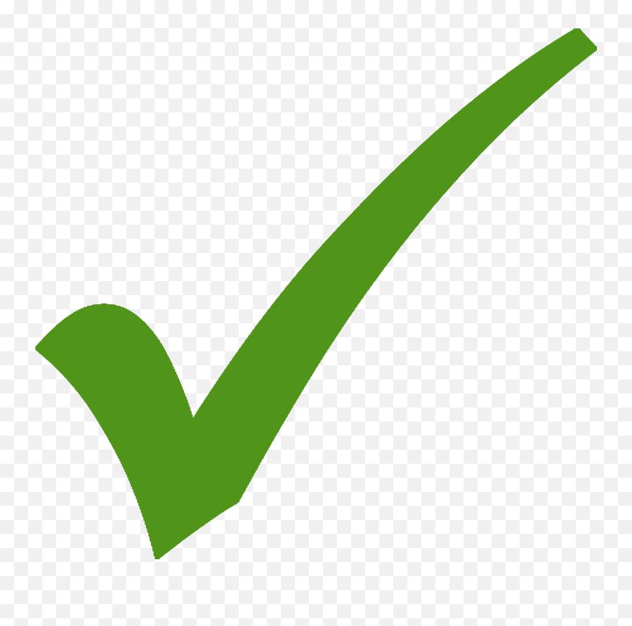 Check Mark Computer Icons Clip Art - Green Check Mark Png Emoji