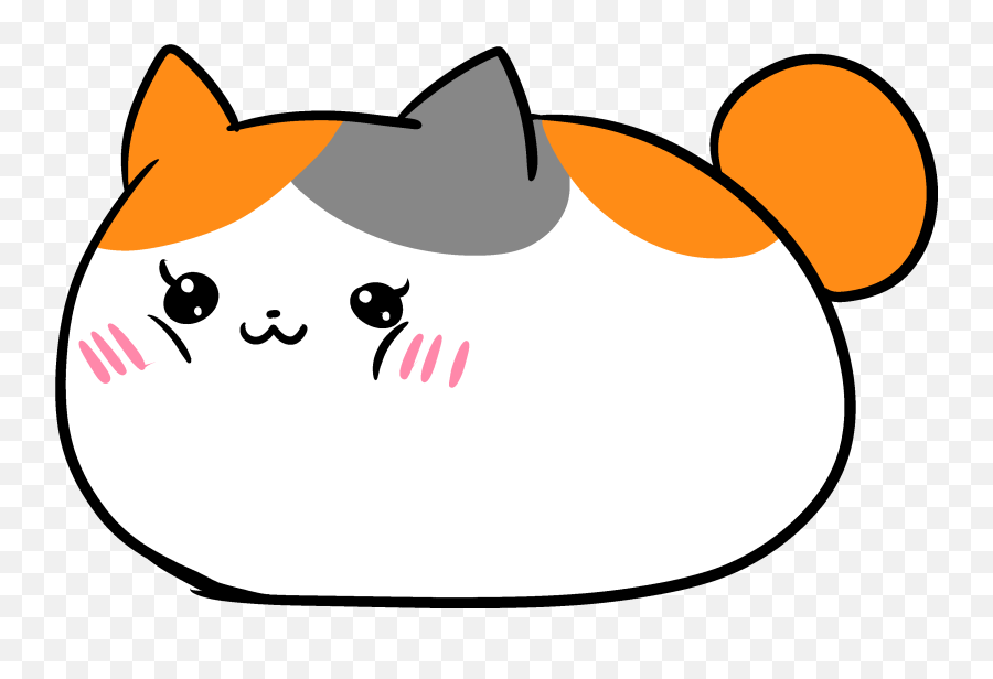 Free To Use And Free - Fat Cat Ffxiv Png Emoji