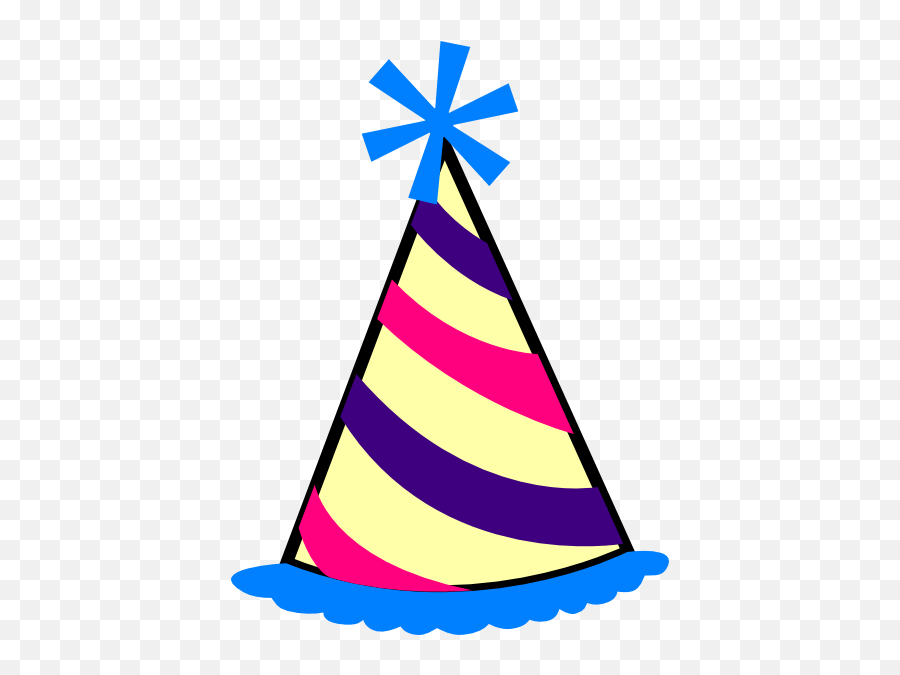 Free Transparent Birthday Hat Download Free Clip Art Free - Birthday Hat Png Emoji