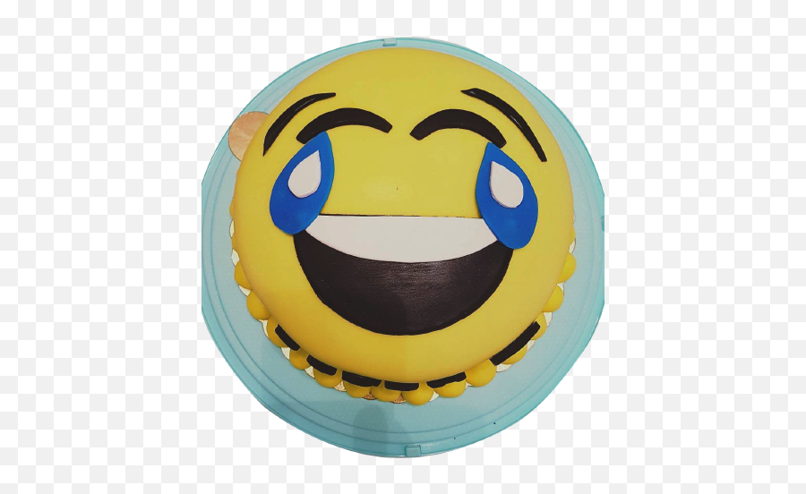 Pastalar - Smiley Emoji