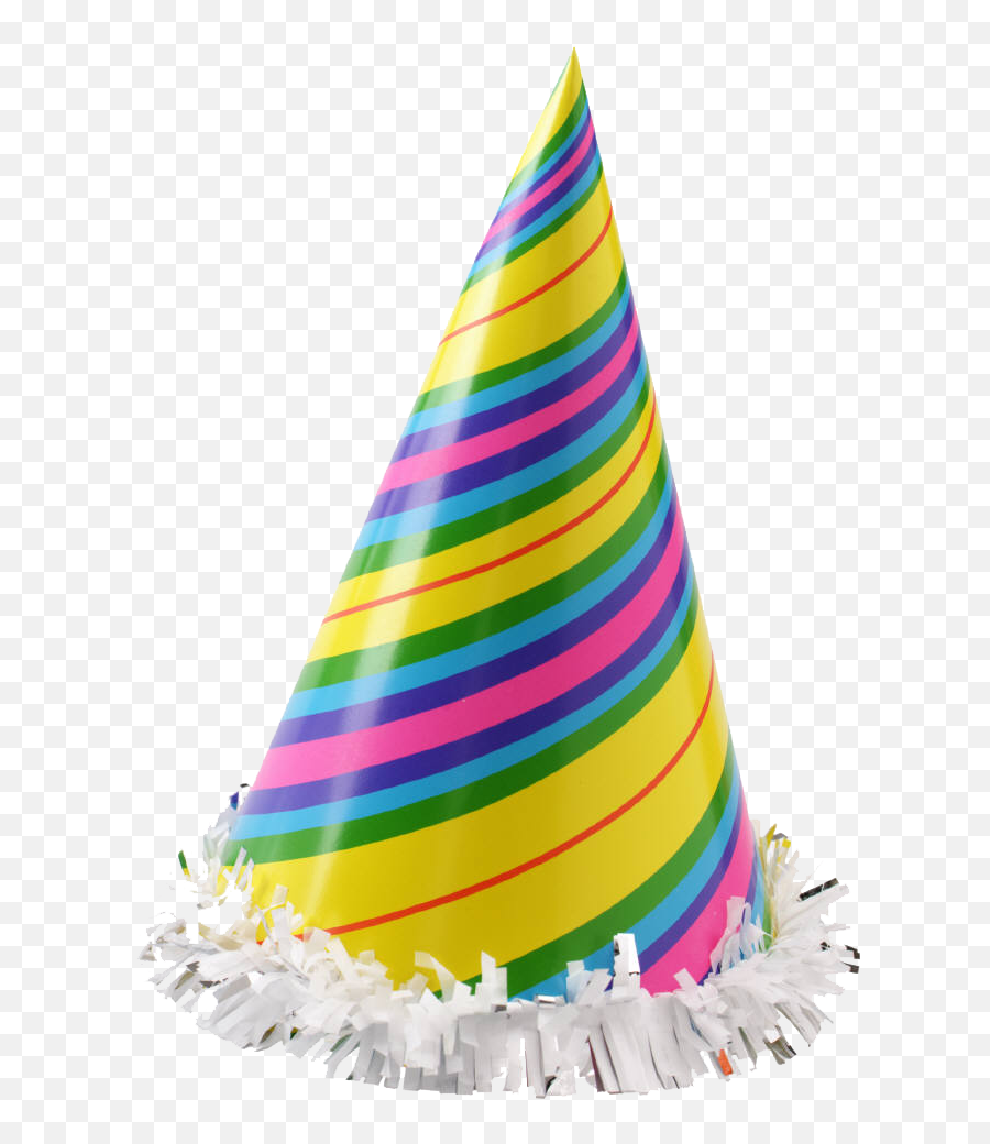 Birthday Party Hat Png 4 Png Image - Transparent Background Birthday Hat Png Emoji