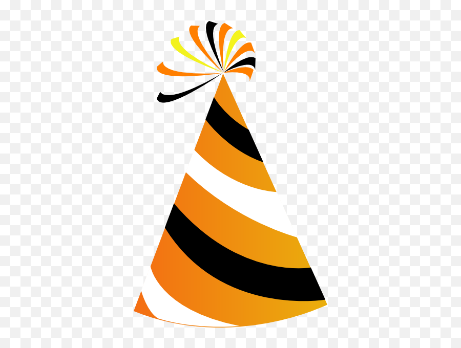 Free New Years Party Hat Png Download Free Clip Art Free - Vector Birthday Hat Png Emoji