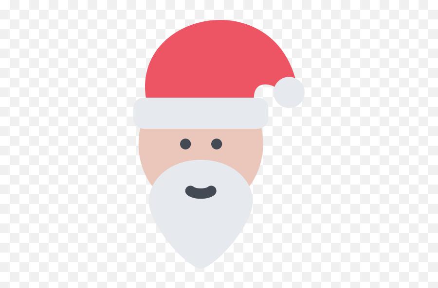 Santa Claus Christmas Png Icon - Cartoon Emoji,Santa Clause Emoticon