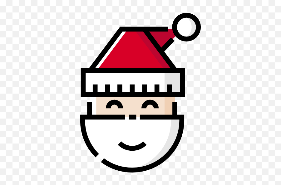 Xmas Santa Claus Father Christmas - Santa Png Christmas Icon Emoji,Santa Clause Emoticon