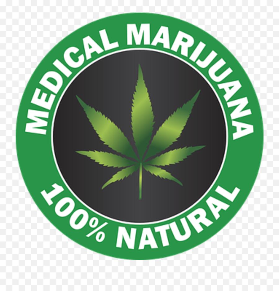 Medical Marijuana and Employment Disqualification - Emblem Emoji
