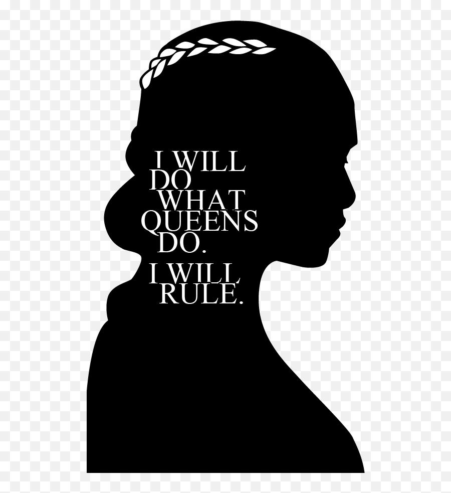 The - Daenerys Targaryen Vector Png Emoji,Game Of Thrones Emoji