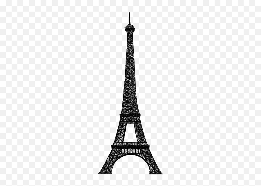 Download Eiffel Tower Png File Hq Png Image - Eiffel Tower With Transparent Background Emoji,Eiffel Tower Emoji