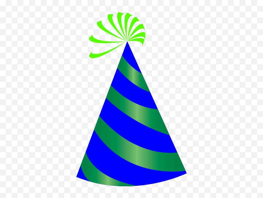 Free Birthday Party Hat Clipart Jpg - Party Hat Clipart Png Emoji