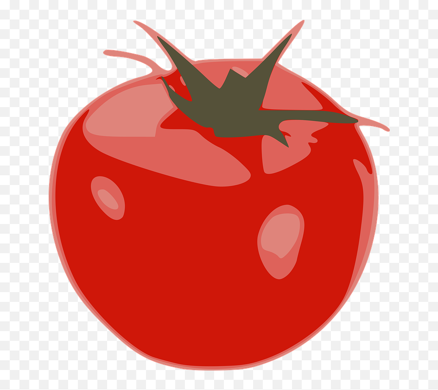 Free Tomato Food Vectors - Tomato Emoji