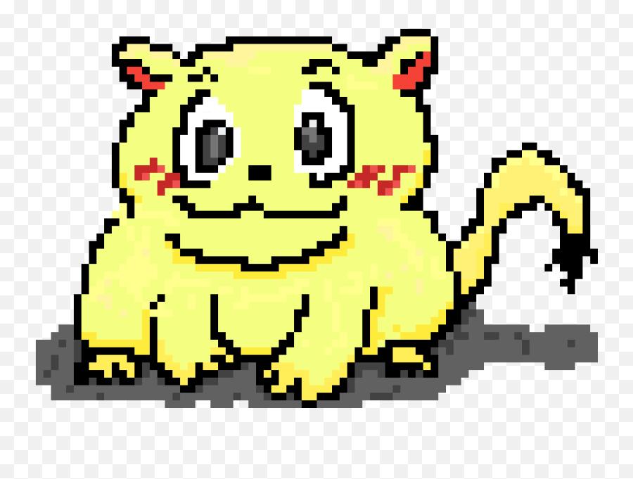Pixilart - Hello Kitty Cross Stitch Patterns Emoji,Cat Emoticon Facebook