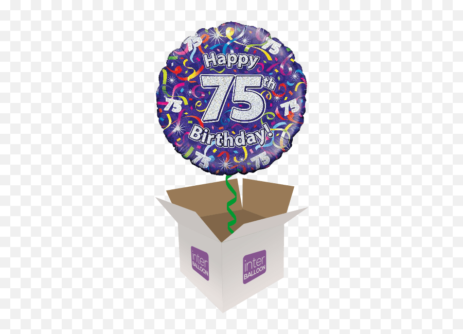 Lancaster Helium Balloon Delivery In A - Birthday Balloon In A Box Emoji