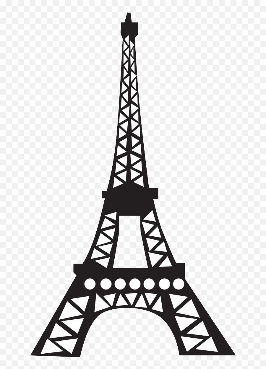 Torre Eiffel Png - Eiffel Tower Black And White Drawing Paris Eiffel Tower Clipart Emoji,Eiffel Tower Emoji