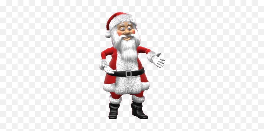 Top Santa Claus Sticker Stickers For Android U0026 Ios Gfycat - Bad Santa Gif Transparent Emoji,Santa Clause Emoticon