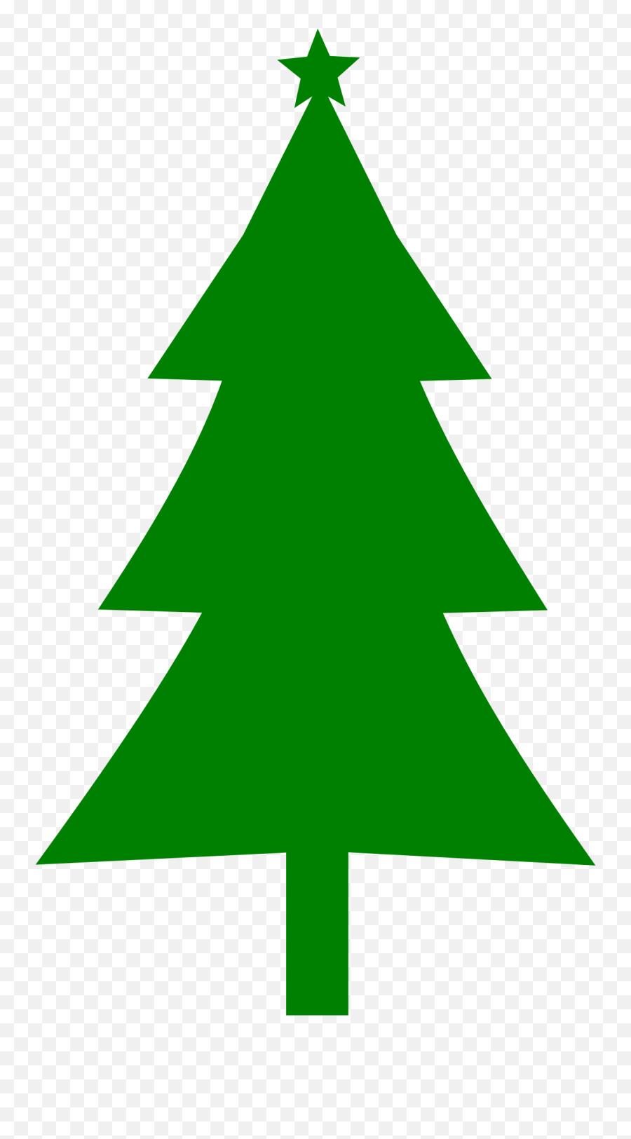 Japanese Clipart Christmas Japanese - Silhouette Christmas Tree Clipart Emoji,Christmas Tree Emoticon