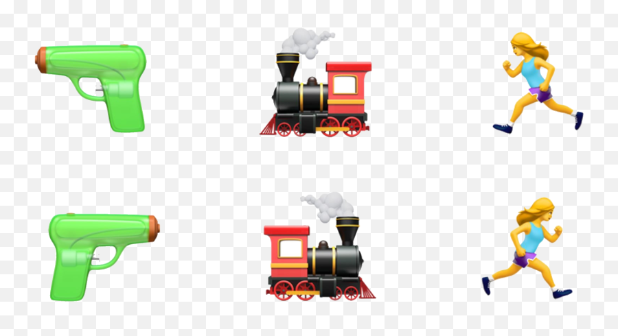 Emojis - Train Emoji Facing Right,Popular Emojis