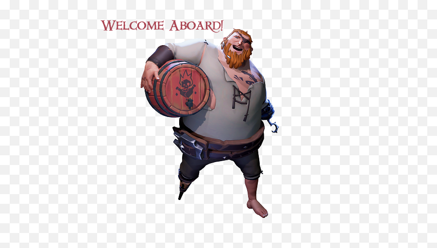 Introducing The Verified Sea Of Thieves Discord Server - Sea Of Thieves Pirate Emoji