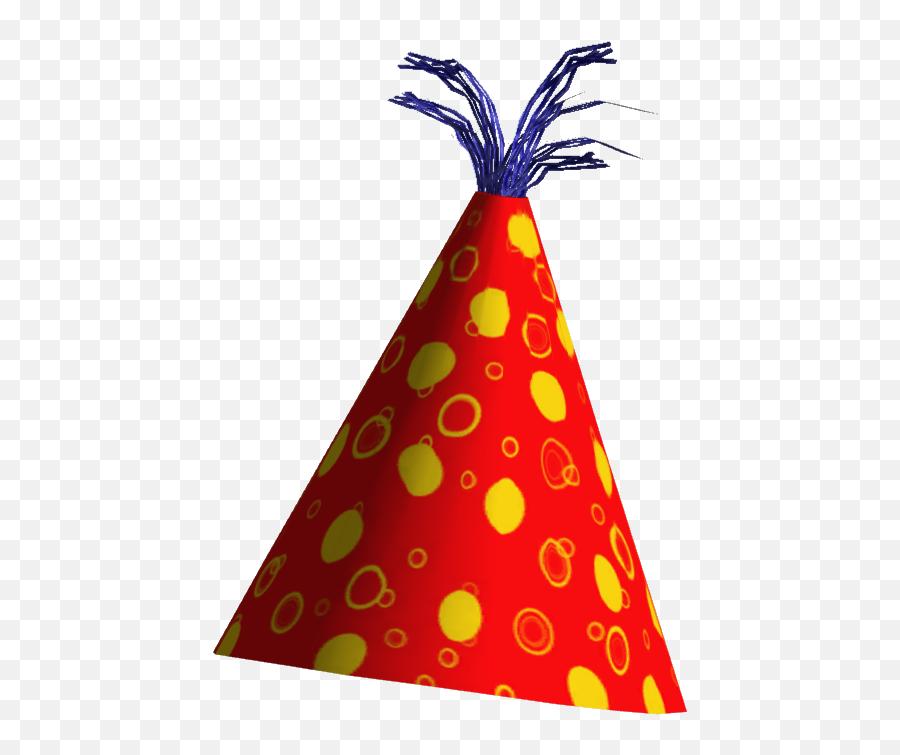Happy Birthday Hat Png - Transparent Background Birthday Hat Emoji