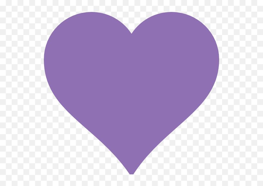 Heat Clipart Heart - Twitter Purple Heart Emoji