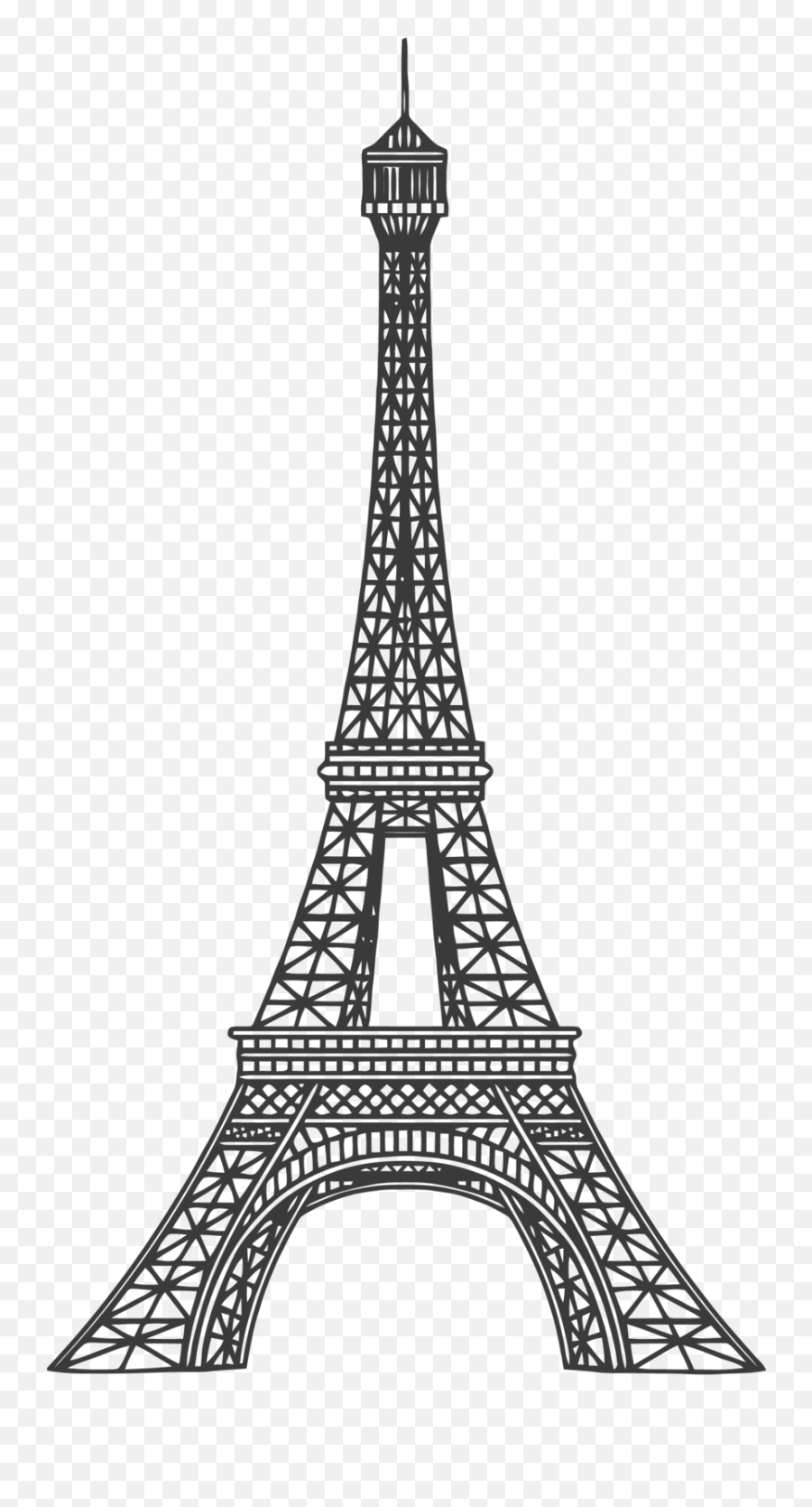 Eiffel Tower Png Images Free Download - Clip Art Eiffel Tower Emoji,Eiffel Tower Emoji