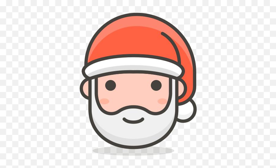 Santa Claus Icon At Getdrawings - Santa Claus Emoji Png,Santa Emoji