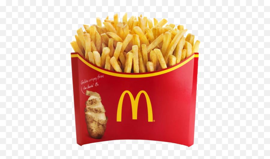 Chips Sticker Challenge - Large Mcdonalds Fries Emoji,Deep Fried Joy Emoji