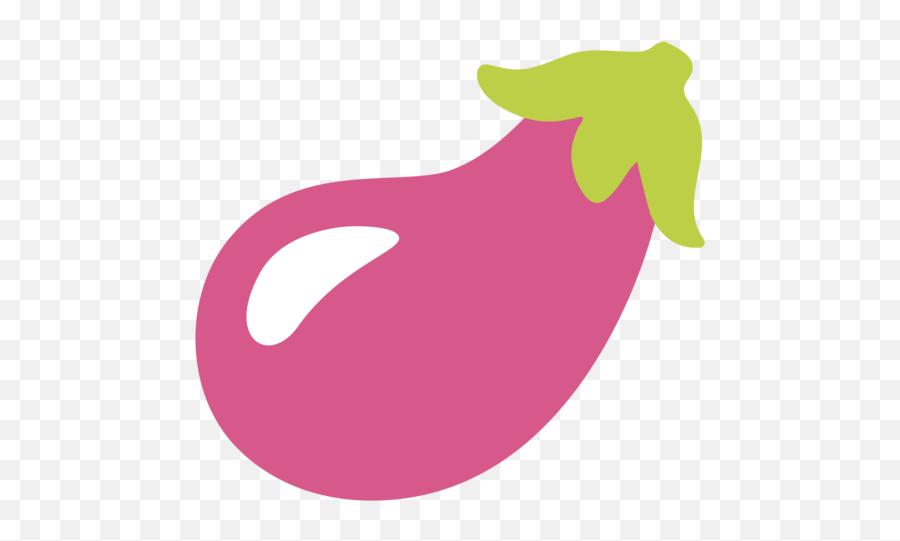 Eggplant Emoji - Berinjela Emoticon