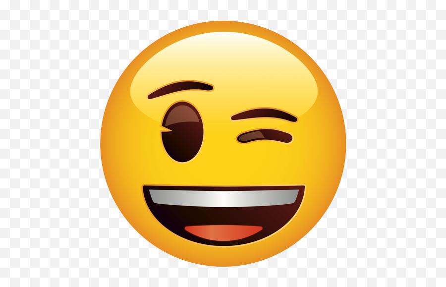 Emoji - Emoji The Official Brand Winking Face,Flushed Face Emoji
