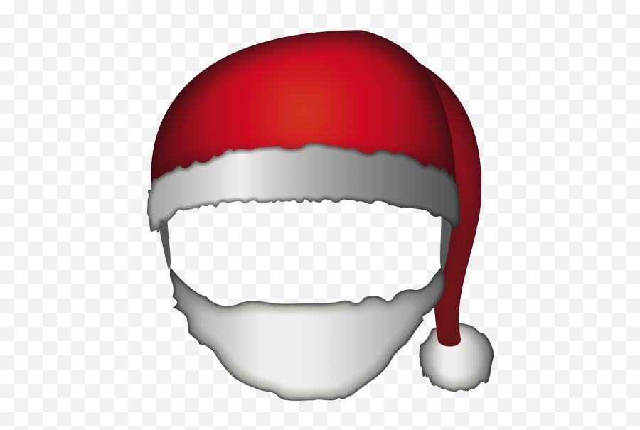Emoji - Sphere,Santa Emoji