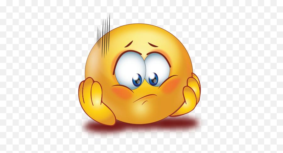 Disappointed Face Emoji - Disappointed Emoji,Disappointed Emoticon