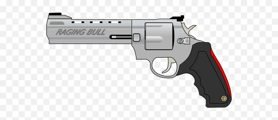 665 Pistol Free Clipart - Cartoon Gun Png Emoji,Gun Emoji