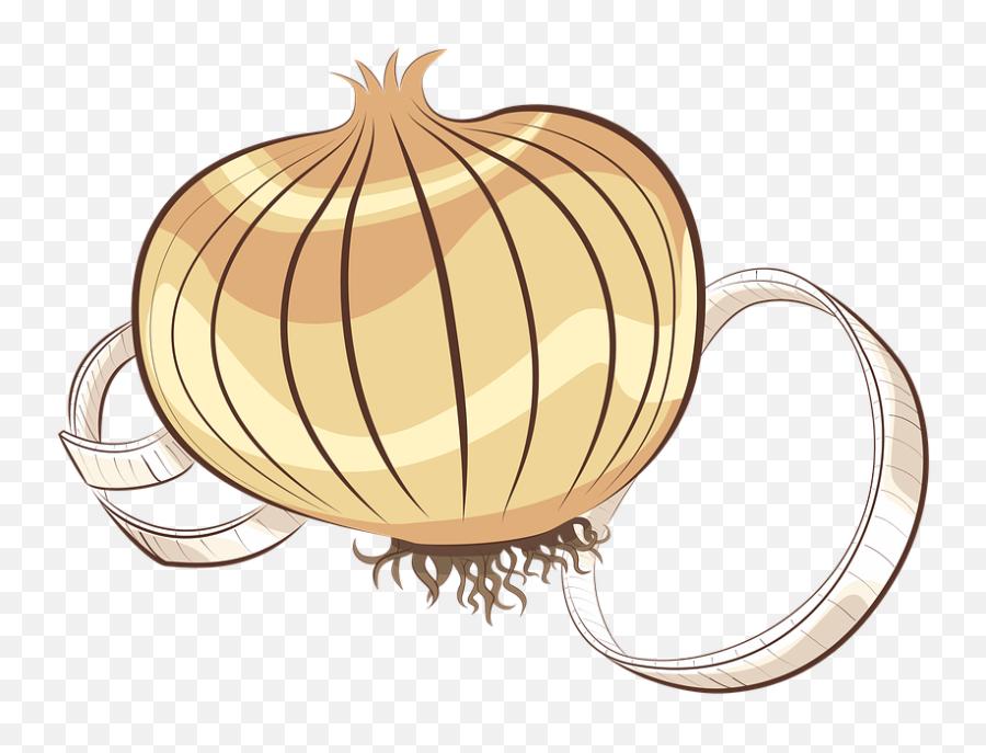 Free Onion Food Illustrations Emoji