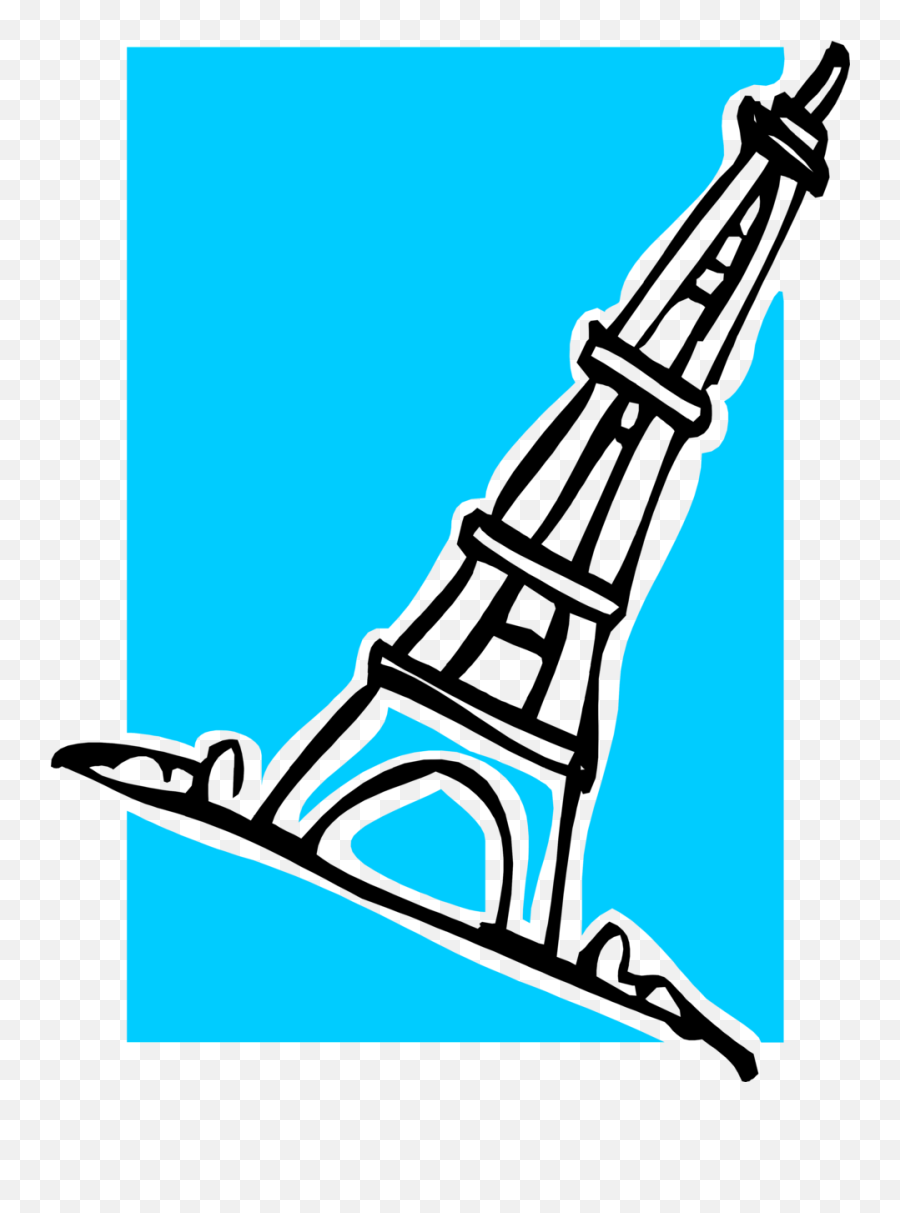 The Best Free Eiffel Tower Clipart Images - Eiffel Tower Emoji,Eiffel Tower Emoji