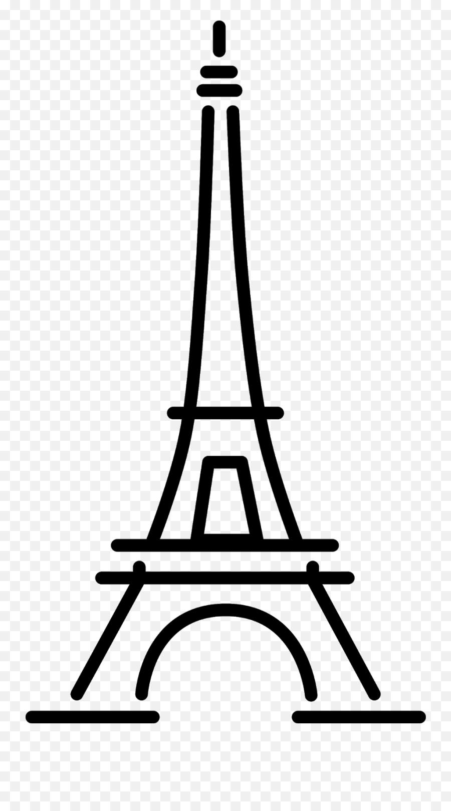 Paris France Eiffel Tower Europe - Clip Art Emoji,Eiffel Tower Emoji