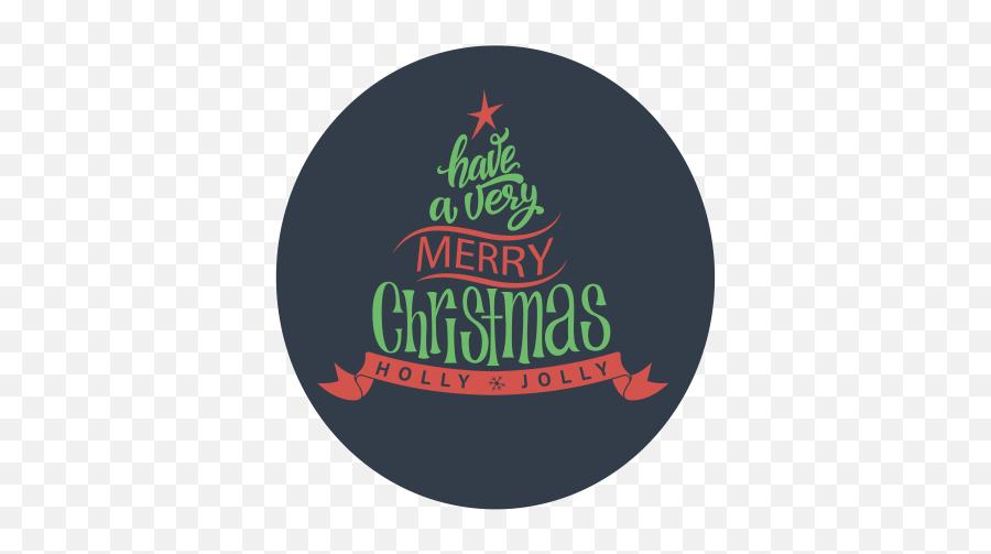 Merry Christmas Holly Jolly Tree - 2015 To 2016 Emoji,Merry Christmas Emoji Art