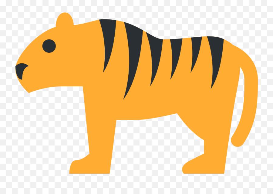 Twemoji2 1f405 - Emoji,Tiger Emoji