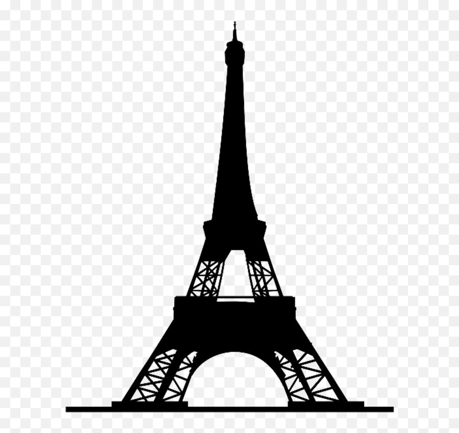 Free Eiffel Tower Clipart Transparent Download Free Clip - Eiffel Tower Silhouette Png Emoji,Eiffel Tower Emoji