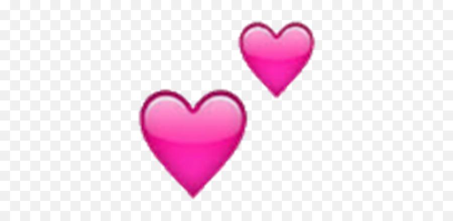 Double Heart Emoji - Emoji 2 Heart