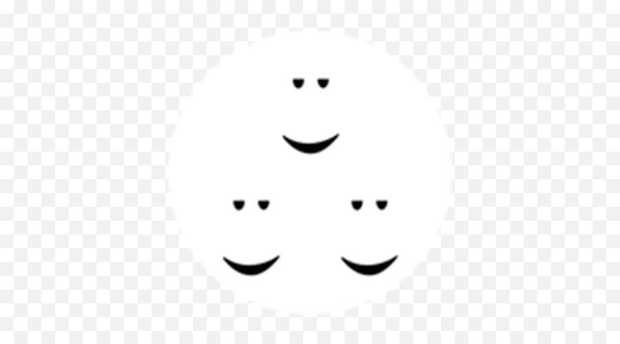 Teamwork Chill - Smiley Emoji