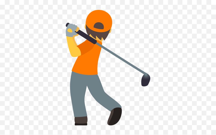 Golf Emoji Android
